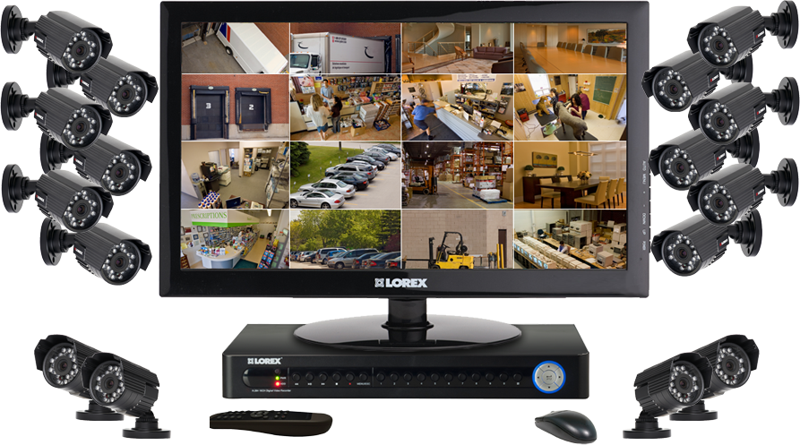 411 Home & Residential Security Cameras - We Install Video ...