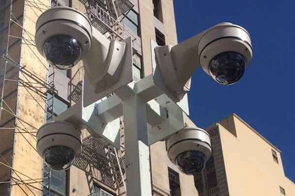Houston Commercial Security Camera Installation Service